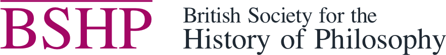 British Society for the History of Philosophy